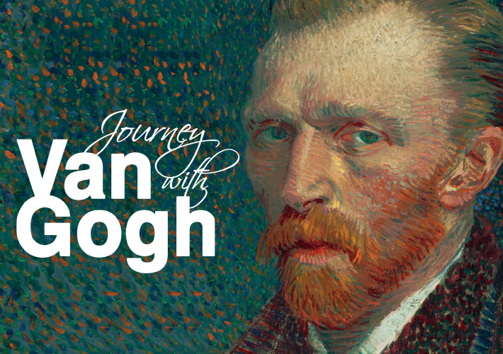 Journey with Van Gogh-Calendar-inside-EN